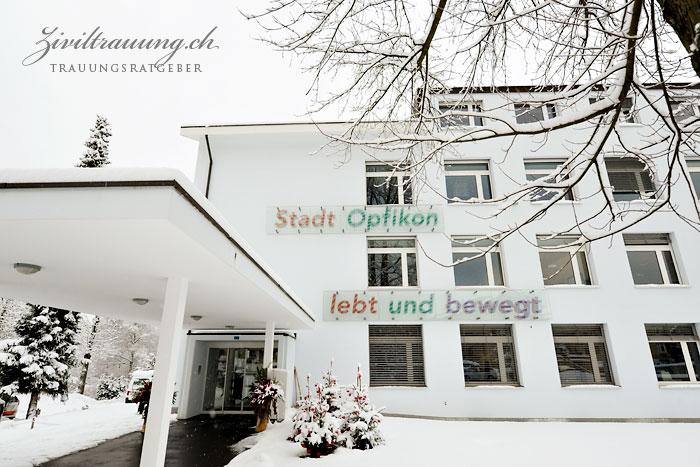 Stadthaus Opfikon