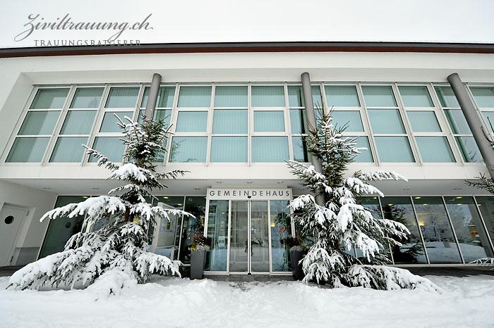 Gemeindehaus Rümlang