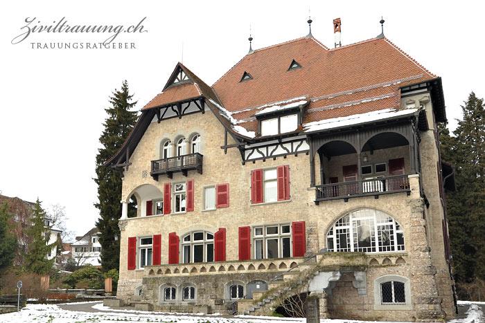 Kirchgemeindehaus Rosenmatt