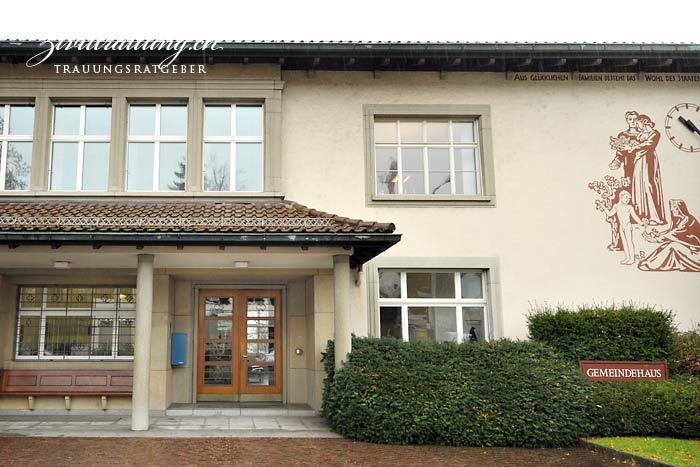 Gemeindehaus Zollikon